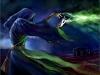 Ведьма.  Черная и белая магия